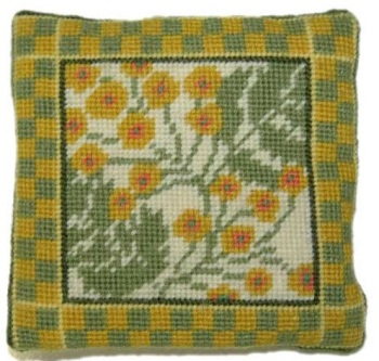 Tansy - Small Tapestry Kit