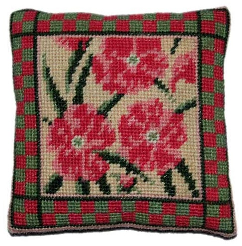 Dianthus - Small Tapestry Kit