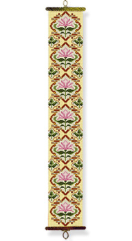 Blenheim Bellpull (Printed Cross Stitch Kit)