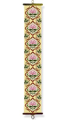 Blenheim Bellpull (Printed Cross Stitch Kit)