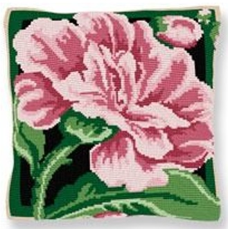 Gironda - Cross Stitch Kit (printed canvas)