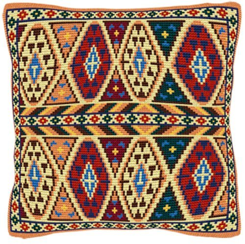 Inca - Cross Stitch (printed canvas)