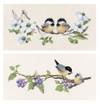 Blossom Buddies & Berry Time - Valerie Pfeiffer