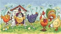 Happy Hens - Heritage Crafts