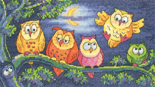 A Hoot of Owls - Heritage Crafts
