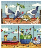 Fish 'n' Chips and Boats - Heritage Crafts