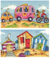 Are We There Yet? and Beach Huts - Heritage Crafts