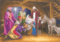 Nativity - John Clayton