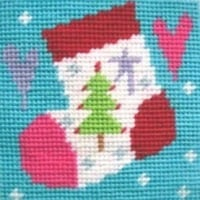 Stocking - Starter Tapestry Kit