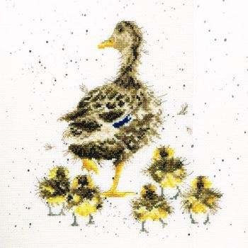 Lovely Mum cross stitch - Hannah Dale