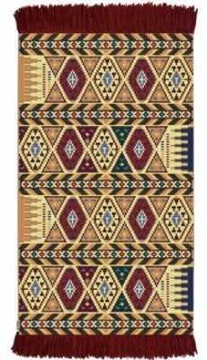 Inca - Rug/Wall Hanging Tapestry/Cross Stitch Kit - Brigantia Needlework