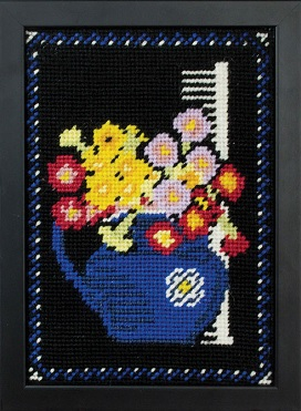 Polyanthus Picture Tapestry Kit