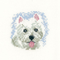 Westie Puppy - Heritage Crafts 'Little Friends'