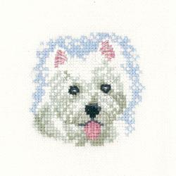 Westie Puppy - Heritage Crafts 'Little Friends'