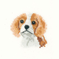 Spaniel Puppy - Heritage Crafts 'Little Friends'