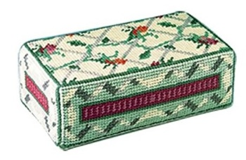 Rosebuds Doorstop Kit - Brigantia Needlework