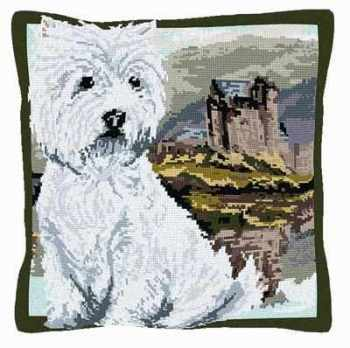 Fraser - Westie Dog Tapestry Kit