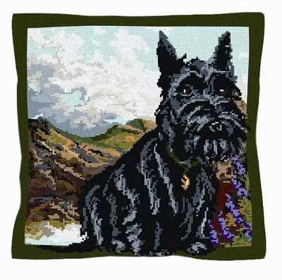 Doyle - Scotty Dog Tapestry Kit