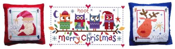 Christmas Cross Stitch & Tapestry