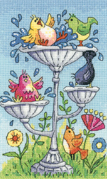 Bird Bath - Heritage Crafts