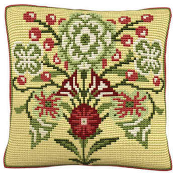 Clandon -  Cross Stitch Kit (printed canvas)