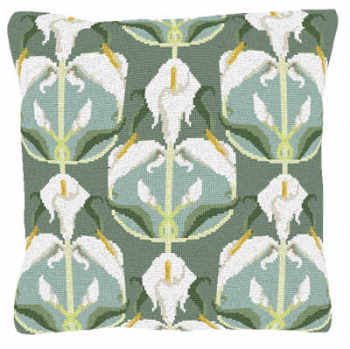 Barcelona - Lilies Tapestry Kit - Brigantia