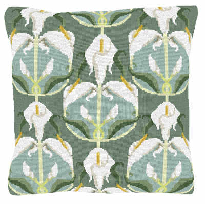 Barcelona - Lillies Tapestry Kit - Brigantia
