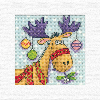 Reindeer Christmas Card Kit