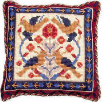 Isfahan -  Cross Stitch Kit (printed canvas)