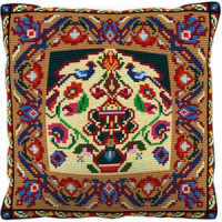Herat - Cross Stitch (printed canvas)