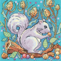 Grey Squirrel - Heritage Crafts