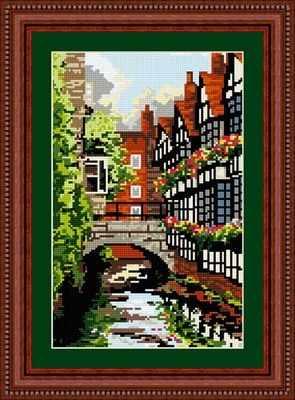 Old Weaver's, Canterbury - Brigantia Needlework Tapestry