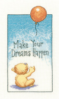 Make your Dreams Happen Cross Stitch