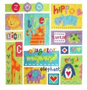 Zoo Animal Sampler