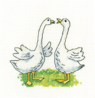 Natter Natter - Simply Heritage Cross Stitch