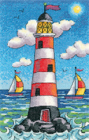 Lighthouse by Day - Heritage Crafts