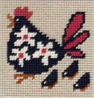 Mini Chicks Tapestry