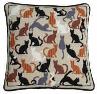 Cat's Whiskers Tapestry Kit