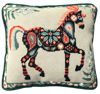 Painted Pony Tapestry Kit