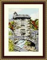 Bridgehouse Tapestry Kit - Ambleside ( Lake District)