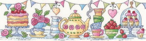 Afternoon Tea - Heritage Crafts