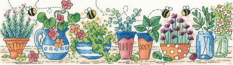 Herb Garden - Heritage Crafts