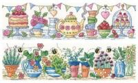Afternoon Tea & Herb Garden Set