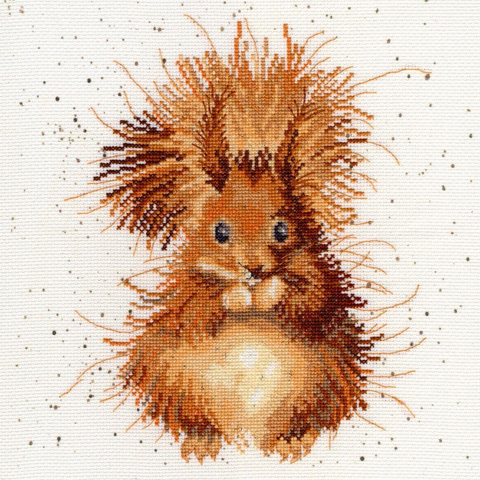 The Nutcracker - Hannah Dale Cross Stitch Kit
