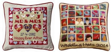 wedding tapestry kits
