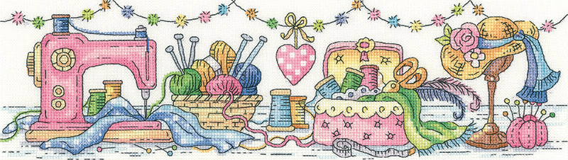 The Sewing Room - Heritage Crafts