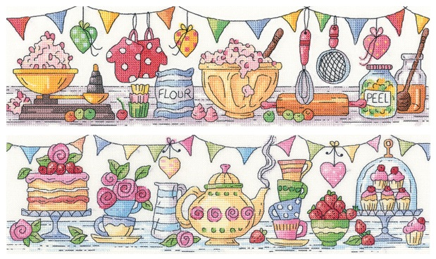 Ready Steady Bake & Afternoon Tea Set