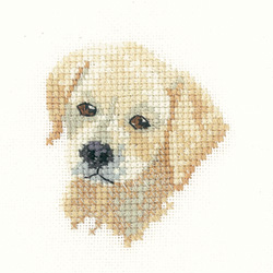 Golden Labrador Puppy - Heritage Crafts 'Little Friends'