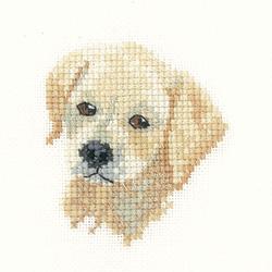 Golden Labrador Puppy - Heritage Crafts 'Little Friends'