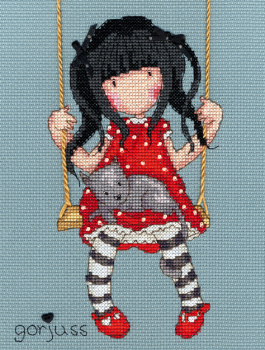 Ruby - Gorjuss Cross Stitch